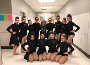 2018 OSAA Dance & Drill State Championships HERMISTON STARDUST DANCE TEAM Hermiston High School Choreographers Hermiston 5A Purple, Vegas Gold Dr.