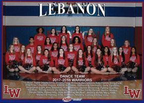 2018 OSAA Dance & Drill State Championships LEBANON EXPLOSION DANCE TEAM Lebanon High School es Assistant Coach Choreographer Lebanon 5A Red, Royal Blue Dr.