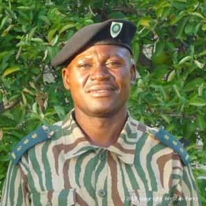 Death of a ranger and arrest of 2 poachers Lukulu, Western Province, Zambia June 2014 Elephants to the Farmers Rescue A toxic invasive plant is extending its grip on East African savannah and