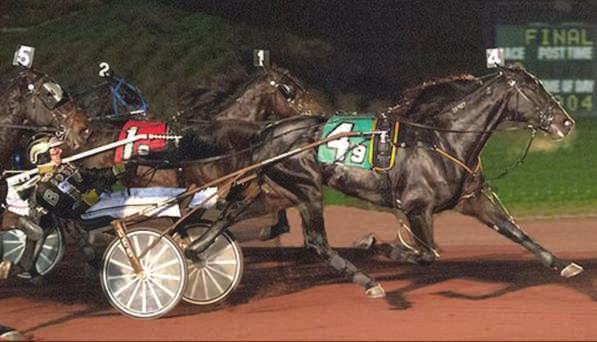 multiple winners from his first crop! PILGRIM S CHUCKIE Broadway Hall - Woman Of Means - Sierra Kosmos 2, 1:57.