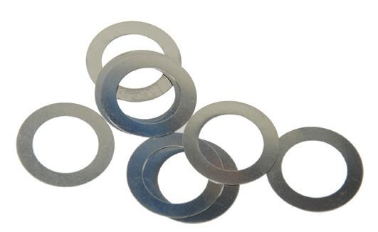 Stripper Bolt Shim Washers Lengthening Shim Washers 18-8 Stainless Steel Add these washers over the threads of our Stainless Steel Stripper Bolts, and you extend the shoulder, making the shoulder