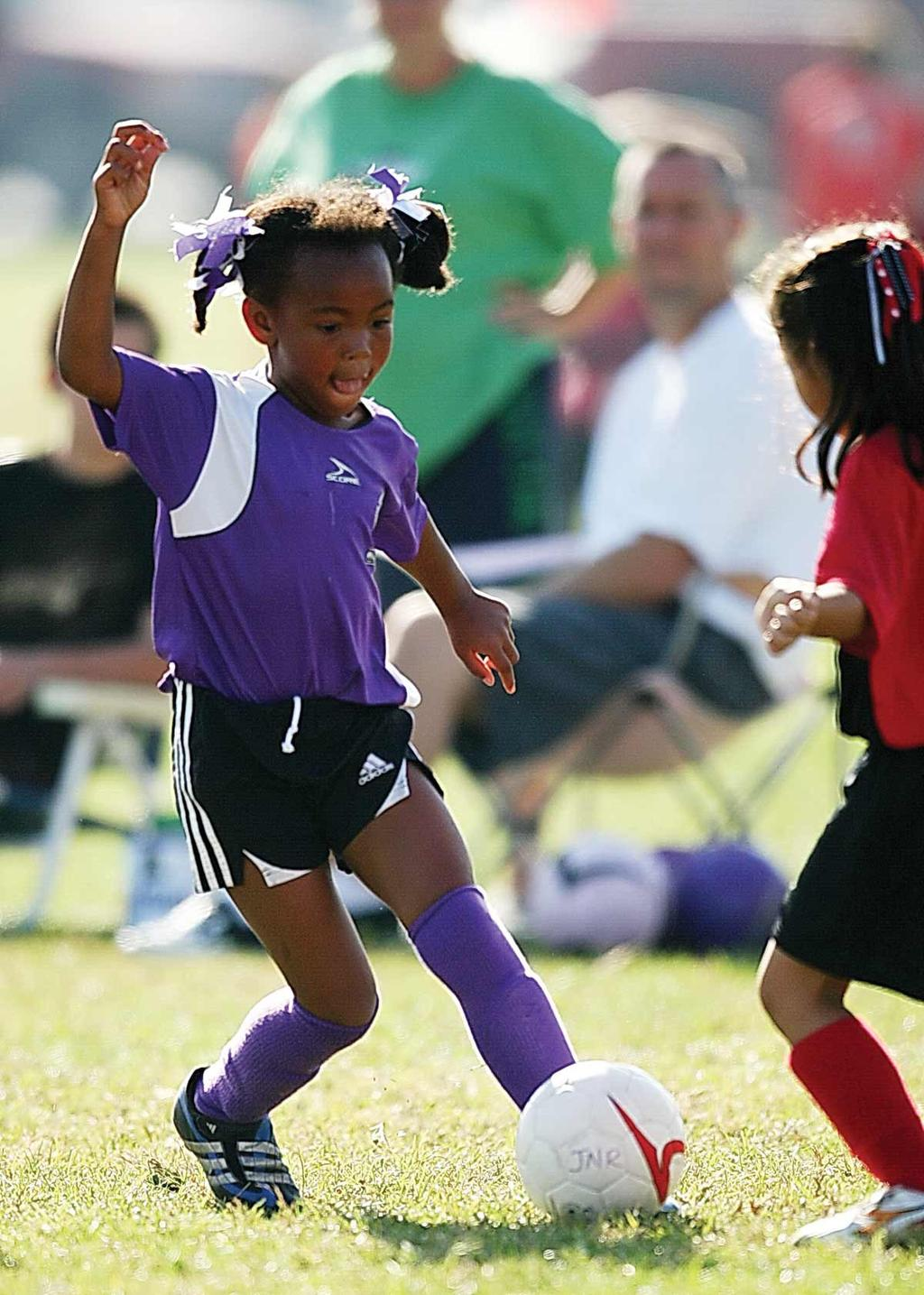AYSO Philosophies: Open Registration Our program is open to all children who want to register and play soccer.