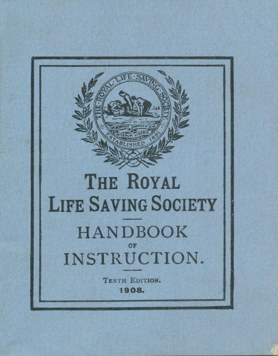 Handbook of Instruction The Society acted quickly to promote its message effectively and professionally by producing a manual, titled Handbook of Instruction, late in its first year: 1891.