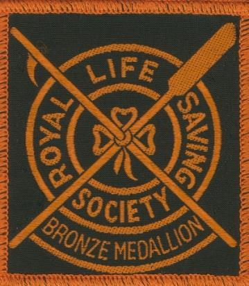 The Bronze Medallion Water skills continued to be part of the Bronze Cross and higher awards examination requirements.