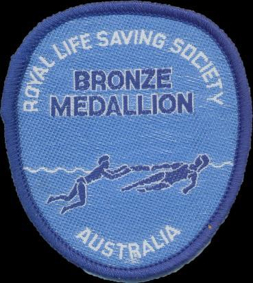 The Bronze Medallion The first major change was within the sixth edition of the manual in 1976, now called Manual of Water Safety and Life-Saving (since 1963).