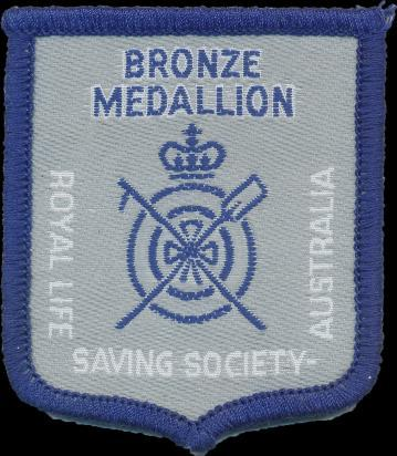 The Bronze Medallion was a prerequisite to the Patrol Lifeguard and Pool Lifeguard awards. Prior to 1987 the Bronze Medallion was the requirement for employment, in Australia, as a pool lifeguard.