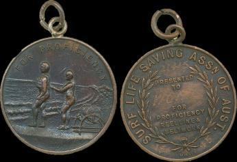 Older versions, without the word Royal were also issued after this date. Medals were put out to contract to find the best price.