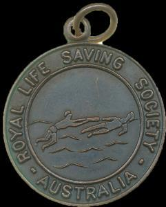 This is shown at left, on the 1923 Bronze Medallion medal, which is the Society s Bronze