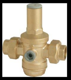 FUNCTION ICMA pressure reducers are devices that reduce and stabilize the incoming pressure from the water supply.