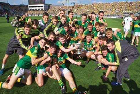 Kerry Bridge 20 Year Gap as Tom Markham Cup Returns to the Kingdom The long wait is finally over.