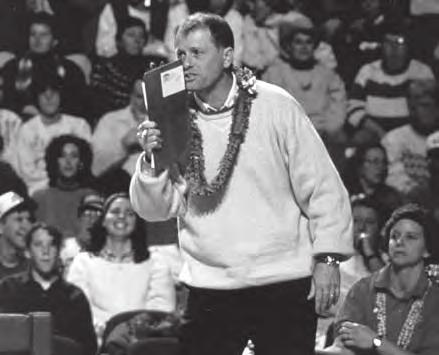 846 34 years All-Time Husker Volleyball Assistant Coaches Terry Pettit won