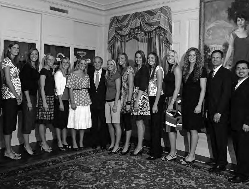 THIS IS NEBRASKA VOLLEYBALL 1995 NCAA Champions The 1995 Nebraska volleyball team rebounded from a setback to Stanford in its second match of the season to reel off 31