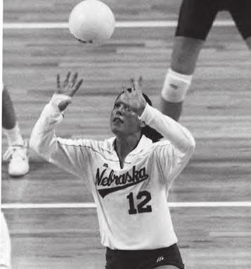In the last 25 seasons, Nebraska has produced 18 All-Americans at the sport s toughest position. Lori Endicott Two-Time U.