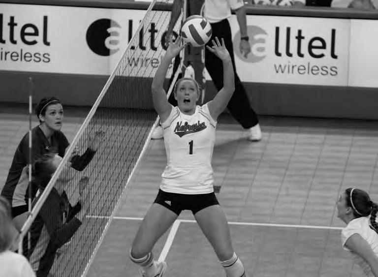 2006 NCAA Title Sydney Anderson 2008 AVCA All-American 2008