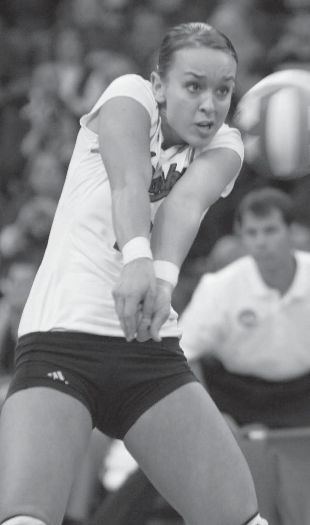 2009 PLAYERS Career Match-by-Match 2007 Season Date Opponent K E TA.Pct A SA D BL Aug. 24 vs. Tennessee 0 0 0.000 0 0 0 0 Sept. 3 CAL POLY 0 0 0.000 0 0 0 0 Sept. 26 at Kansas 0 0 0.000 2 0 5 0 Sept.
