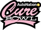 Net proceeds from the game will benefit the Breast Cancer Research Foundation. The Lockheed Martin Armed Forces Bowl is played at Amon G.