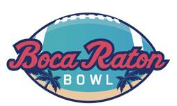 The Boca Raton Bowl is a new game that will feature an American Athletic Conference team three times during the six-year cycle at FAU Stadium in Boca Raton,