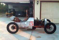 1926 Ford T OHV Board Track Racer. Original Ford T single seater board track racer. 2.9 ltr Rajo OHV engine original gearbox. Rare early wire wheels.