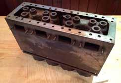 4 litre engine + gearbox + radiator shell + Swedish reg. document. Ready for special builders. Good condition. Offers over 10K Euros invited. Delivery UK + Europe. Claude Teisen-Simony.