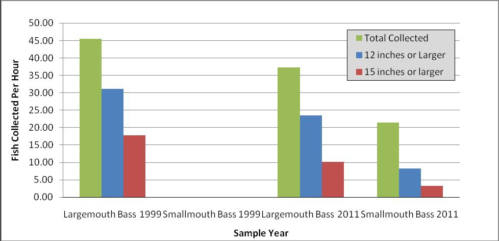 Smallmouth have likely migrated downstream from Quemahoning Creek, where they were reintroduced by the PFBC in 1993 following the creek s recovery from acid mine drainage.