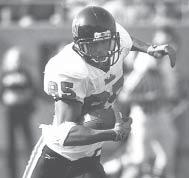 NIU HUSKIES FOOTBALL RECORDS RECEIVING Individual records Most Receptions Game: 17, Gary Stearns vs.