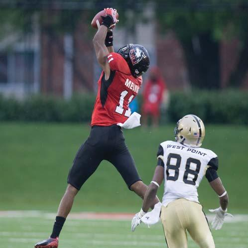 2012 senior Rashaan Melvin, who came to NIU as a walk-on, set the school record with 38 career pass break-ups. Pass Break Ups Player Season PBUs 1. Rashaan Melvin 2012 17 2.