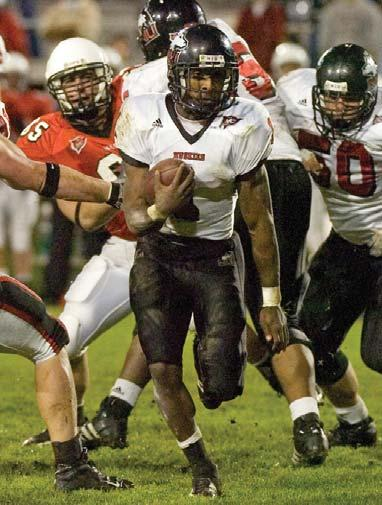 NIU HUSKIES FOOTBALL RECORDS Total Offense TEAM RECORDS Most Plays Game: 109, vs. Presbyterian (8-28-14) Season: 1,073 (2013) and (2014) Most Net Yards Gained Game: 806, vs.