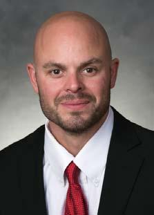 NIU FOOTBALL 2015 COACHING STAFF ROSS WATSON Linebackers First Season at NIU Mount Union (2006) Ross Watson, whose coaching experience includes stints on the defensive staffs at Nebraska and Florida