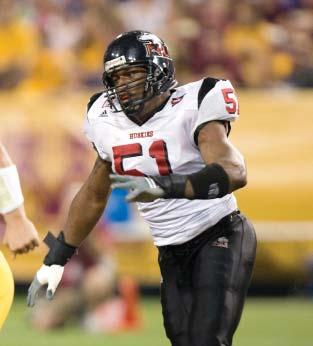 NORTHERN ILLINOIS UNIVERSITY FOOTBALL HISTORY STATISTICAL CHAMPIONS MAC leaders INDIVIDUALS Total Offense Year Player Yds/Gm 2012 Jordan Lynch 353.8 2013 Jordan Lynch 343.