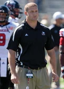 Tripodi spent three seasons as a graduate assistant on the Huskie coaching staff, serving as tight ends and fullbacks coach during NIU s 2012 MAC Championship season.