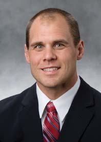 NIU FOOTBALL 2015 COACHING STAFF BRAD OHRT Director of Sports Performance Fifth Season at NIU Appalachian State (1994) Brad Ohrt begins his 19th season in college football, and fifth at Northern