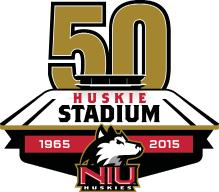 NIU is celebrating the 50th Anniversary of Huskie Stadium throughout the 2015 season.