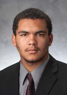 NIU FOOTBALL 2015 PLAYERS 68 RON BROWN Offensive Line 6-3 348 Jr.-R 1L Detroit, Mich. Mumford HS 2014 Appeared in 11 games as a reserve offensive lineman and special teams blocker.