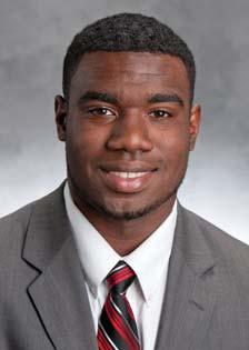 NIU FOOTBALL 2015 PLAYERS 23 JORDAN HUFF Tailback 5-11 218 So.-R 1L Mobile, Ala. St. Paul s Episcopal HS 2014 Played in 11 games with one start.