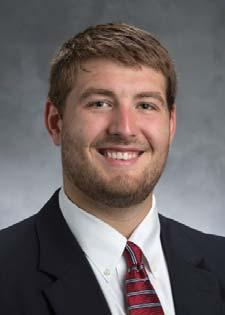 NIU FOOTBALL 2015 PLAYERS 55 ANDREW NESS Center 6-3 314 Sr.-R 3L O Fallon, Mo. Christian Brothers College 2013 Started all 14 games at center for the second consecutive year.