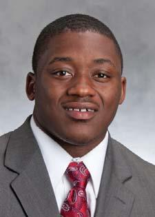 NIU FOOTBALL 2015 PLAYERS 33 JAMAAL PAYTON Linebacker 6-0 226 Jr. 2L Bellwood, Ill. Proviso West HS 2013 2014 Appeared in all 14 games with one start.