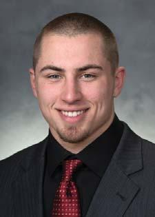 31, 1993, in Appleton, Wis. Son of Phil and Victoria Ramlet. Organizational and corporate communications major. 70 JOSH RUKA Offensive Line 6-5 330 Jr.-R 2L Greenfield, Wis.