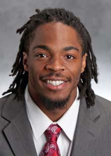 NIU FOOTBALL 2015 PLAYERS 22 AREGEROS TURNER Wide Receiver 5-11 178 Jr. 2L Copley, Ohio Copley HS 2013 True freshman appeared in 12 games and made three starts.