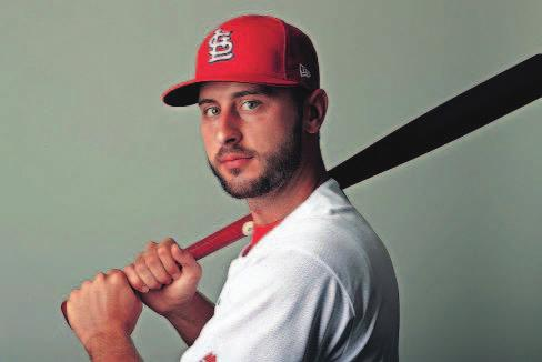 wa rewarded wih a long-erm deal. The horop Paul DeJong and he S. Loui Cardinal agreed Monday o a $26 million, ix-year conrac, a deal ha include eam opion for 2024 and 2025.