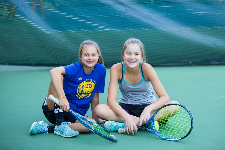 Junior Tennis At Thoreau, in addition to tennis, kids enjoy a variety of games, sports, and other activities ensuring the proper mix of fun and challenge for all campers Players benefit from