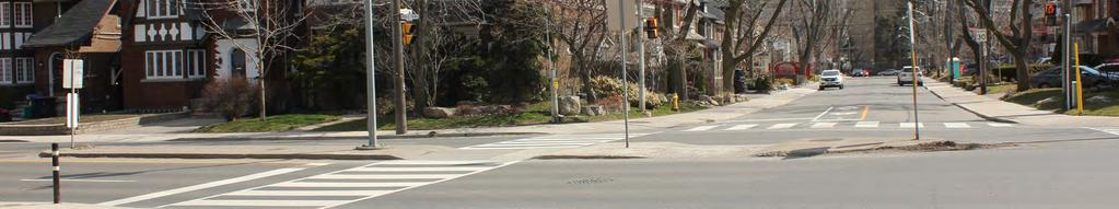 TYPES OF TRAFFIC CALMING There are two types of measures that can be used in the City of Toronto for traffic calming.