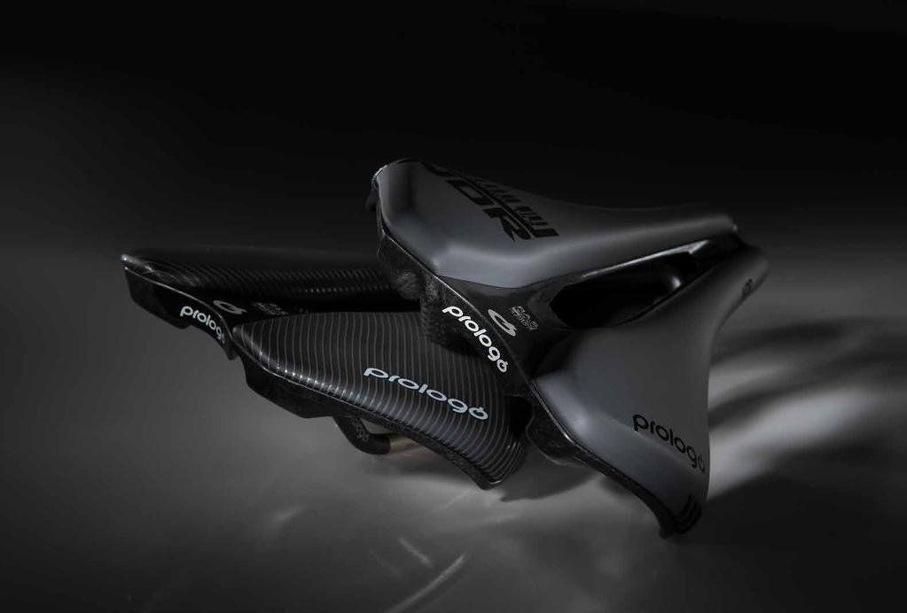 FAMILY Prologo s brandnew is an innovative saddle; designed to match comfort and performance for all end user Category.