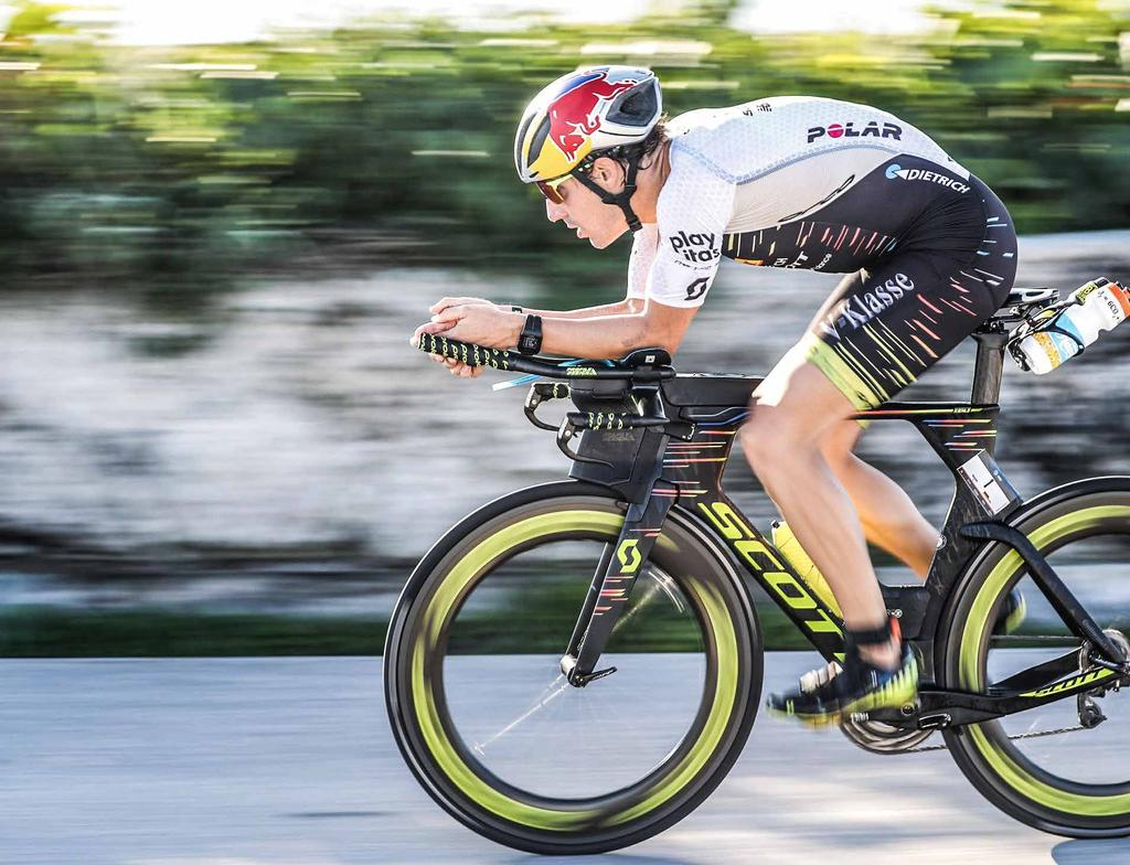 TT/TRI TECHNICAL PARTNER OF: Sebastian Kienle Frederik