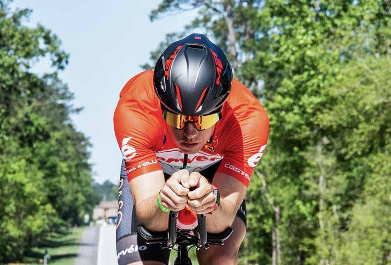 CLOSE TO PEOPLE FREDERIK VAN LIERDE The importance of details: how he gets the most out of his trainings.