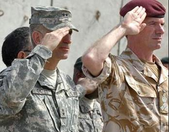 OF MEN AND ARMS I SPEAK Have you ever really looked at how many different military salutes