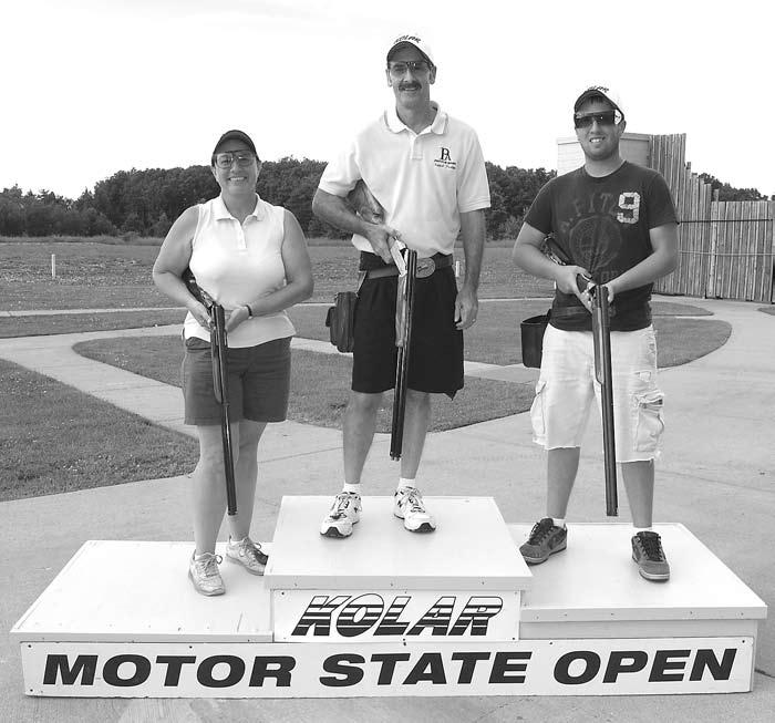 August 2008 MSANews 19 2008 Kolar Motor State Open by Trish Magyar Walled Lake, MI For the last number of years, Mr.