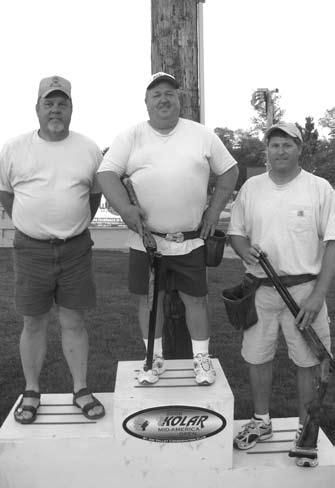 August 2008 MSANews 9 Kolar Mid-America Open Continued from page 8 Wayne Mayes was crowned Champion, and Dave Scott was Runner-up in a shoot-off with Hayes Wauford (AAA).