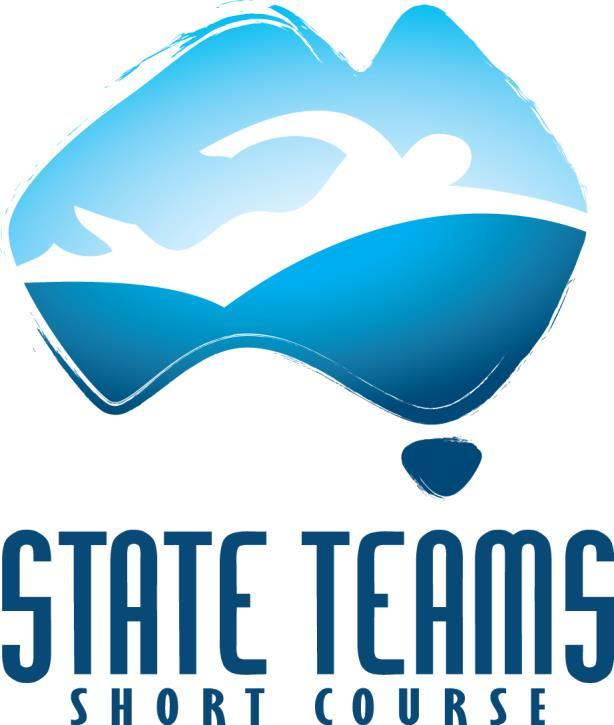 2015 State Teams Age Short Course Championships EVENT INFORMATION Australian Institute of Sport, Canberra Friday 25 Sunday 27 September 2015 IMPORTANT NOTE: The information in this booklet is correct