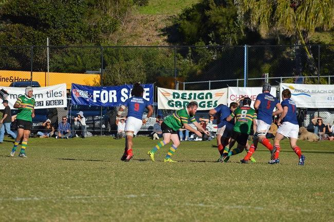 Avoca side and then put on points when chances presented.
