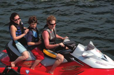 States with highest rates of children s participation in boating included Minnesota (57.8%),